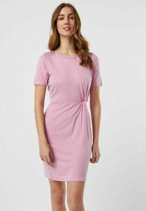 Shift dress - pastel lavender