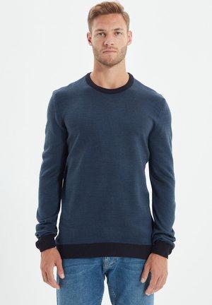 Neule - navy blue