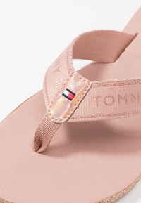 Tommy Hilfiger - MYRA  - T-bar sandals - rose gold - 2