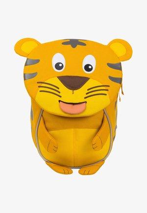 KLEINER FREUND TIGER - Rucksack - yellow