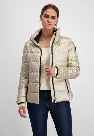 Winter jacket - hellbeige