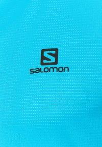 Salomon - AGILE TRAINING TEE - Jednoduché triko - hawaiian ocean - 2