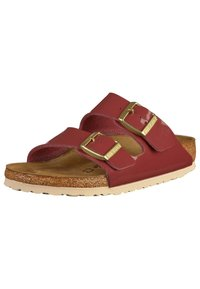 Birkenstock - Sandaler - dark red - 6
