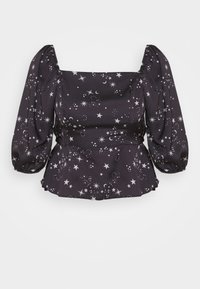 New Look Petite - AVA STAR SHELL - Blouse - black - 3