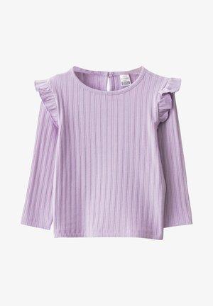 Maglietta a manica lunga - lilac