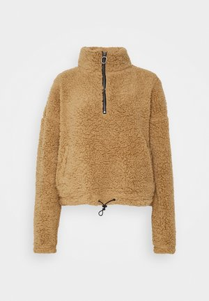 NMLEA - Sweatshirt - light brown
