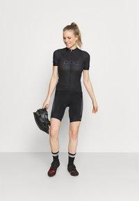 Gore Wear - HAKKA WOMENS - Tights - black/graystone - 1