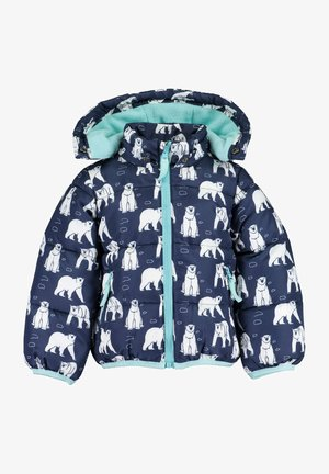 ARCTIC FRIENDS - Winter jacket - dk blau