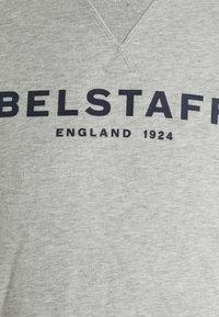 Belstaff - Felpa - grey melange/dark navy - 2