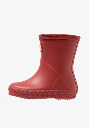 KIDS FIRST CLASSIC - Wellies - military red