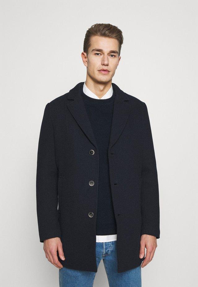 COAT WITH PADDED INSERT - Short coat - sky captain blue