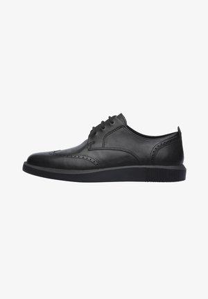 BILL  - Sznurowane obuwie sportowe - schwarz