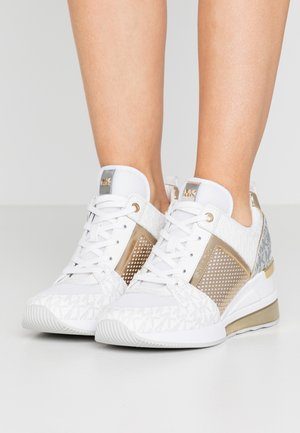 GEORGIE TRAINER EXTREME - Baskets basses - bright white