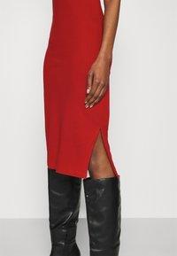 Anna Field - Pouzdrové šaty - red - 4