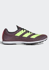 adidas Performance - ADIZERO XC SPRINT SHOES - Neutral running shoes - black - 6