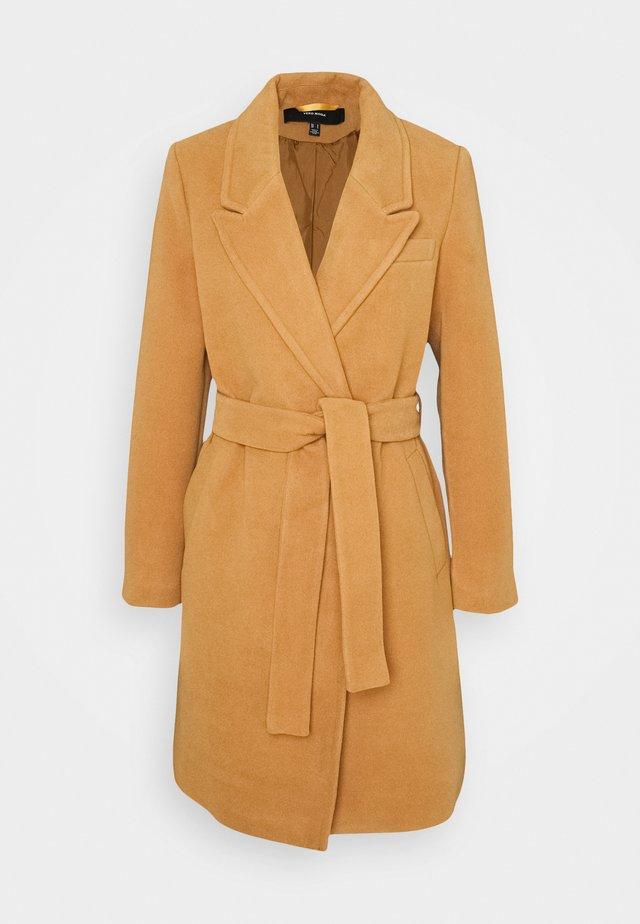 VMCALAHOPE JACKET - Zimní kabát - tobacco brown