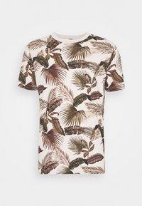Scotch & Soda - CREW NECK TEE WITH SEASONAL ALL OVER PRINT - Print T-shirt - combo - 5