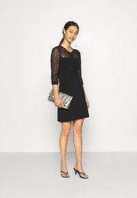 Morgan - Jumper dress - noir - 1