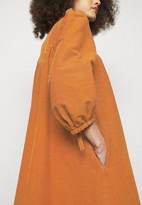 See by Chloé - Vapaa-ajan mekko - vivid brown - 4