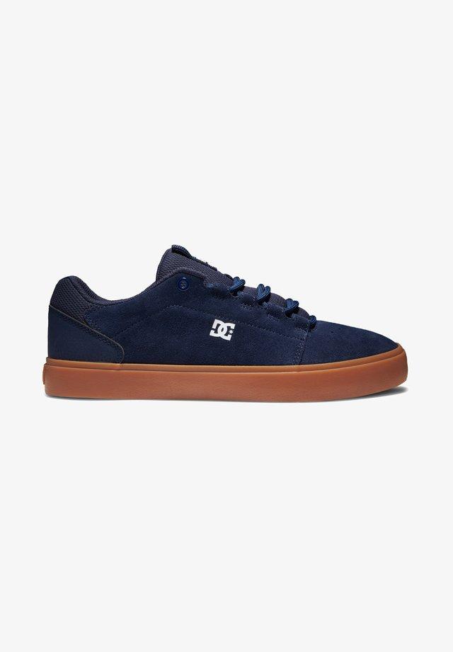 Sneakers laag - navy/gum