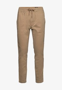 Superdry - Tracksuit bottoms - canyon beige - 0