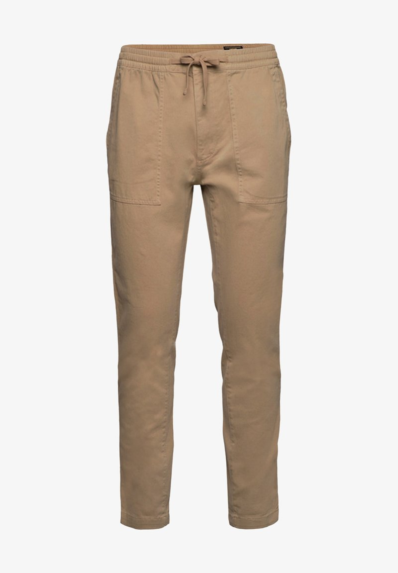 Superdry - Tracksuit bottoms - canyon beige