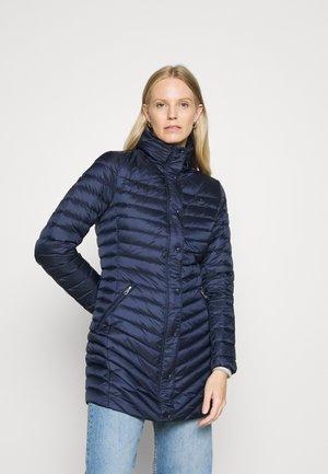 COAT - Kabát zprachového peří - evening blue