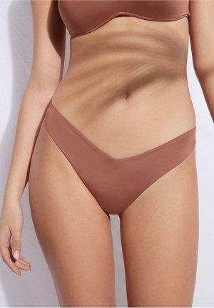 Bikini bottoms - indian brown