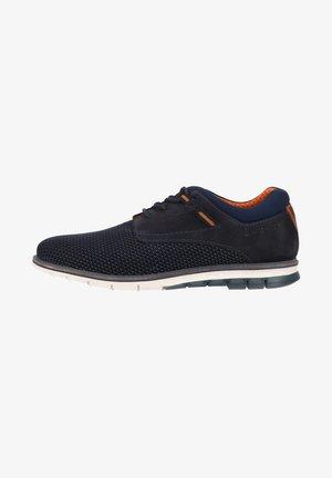 SIMONE COMFORT - Chaussures à lacets - dark blue/dark blue