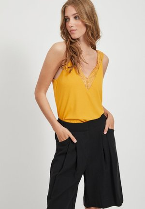 Top - mineral yellow