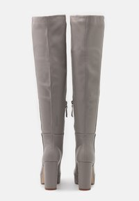 RAID - CAROLINA - High heeled boots - grey - 3