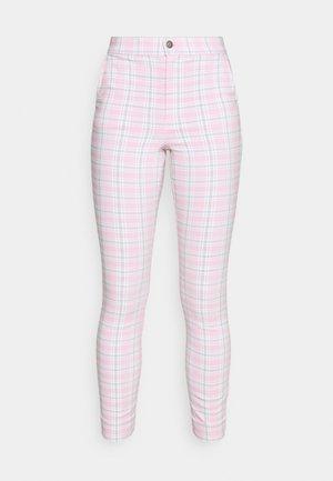 SUPERSKINNY PANT - Pantaloni - pink