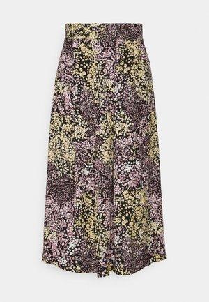 VIDETTE JALINA SKIRT - A-line skirt - black