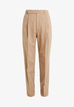 JULIE TROUSER - Trousers - dark khaki
