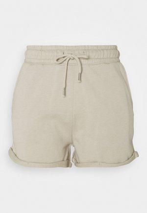 DRAWCORD RUNNER - Shorts - grey