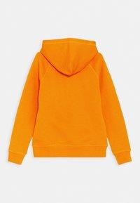 GANT - SHIELD LOGO HOODIE UNISEX - Hoodie - russet orange - 1