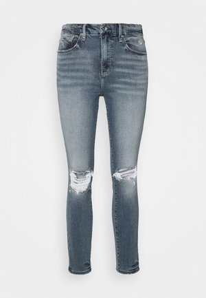 GOOD LEGS CROP - Jeans Skinny - blue