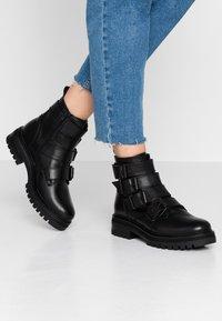 Zign - Vinterstøvler - black - 0