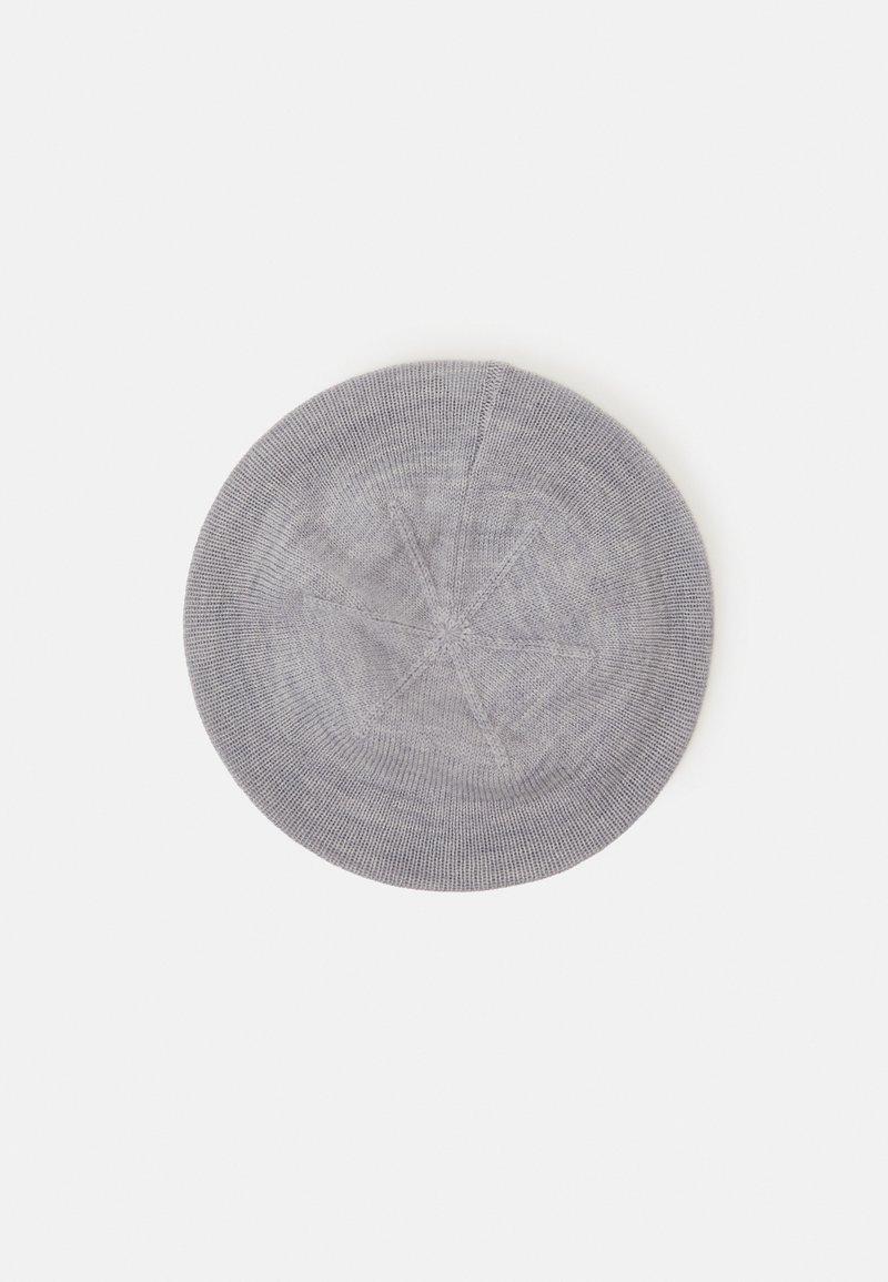 Even&Odd - WOOL - Beanie - grey
