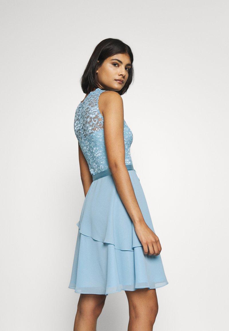 Swing Cocktailkleid/festliches Kleid   blue/hellblau   Zalando.de