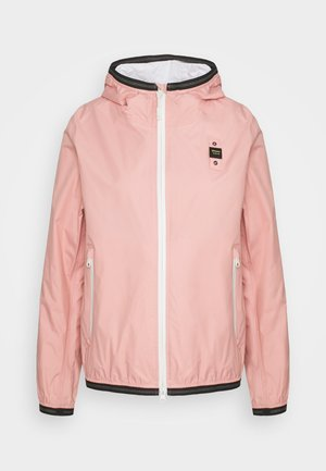 THERMOFIX WINDBREAKER - Lehká bunda - light pink