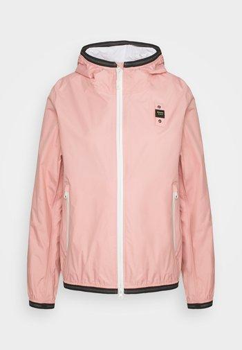 THERMOFIX WINDBREAKER - Summer jacket - light pink