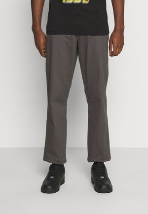 TEXAS - Straight leg jeans - grey lake