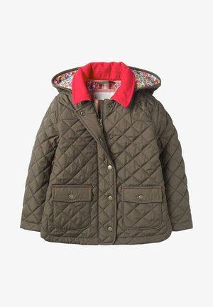 Winter coat - classic khaki green