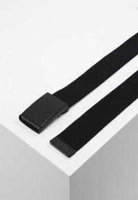 Vans - MN DEPPSTER II WEB - Belt - black - 2