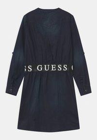 Guess - JUNIOR  - Denim dress - black denim - 1