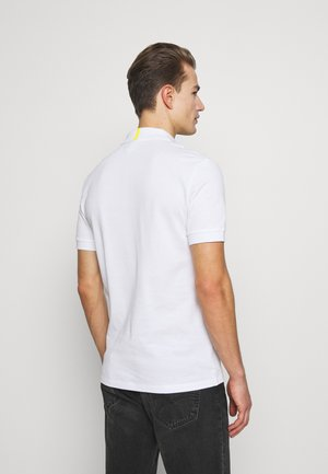 LACOSTE X NATIONAL GEOGRAPHIC - Polo shirt - white