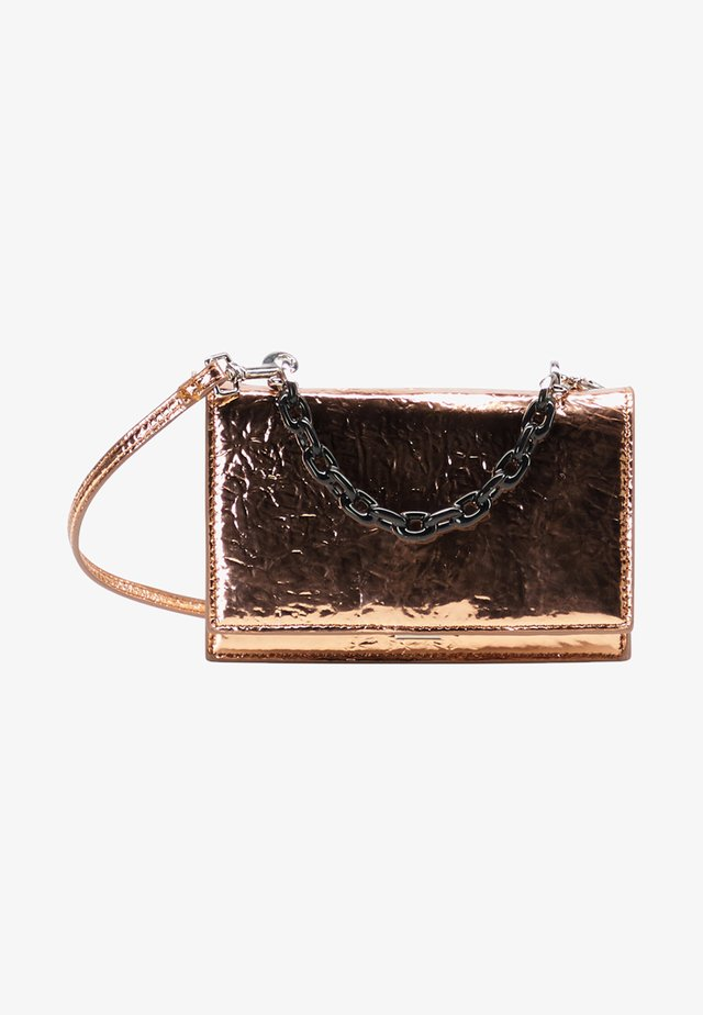 Across body bag - copper
