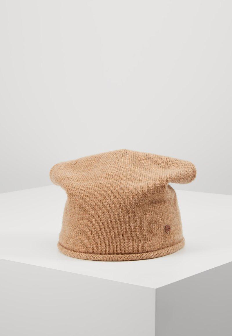Esprit - BEANIE - Bonnet - camel