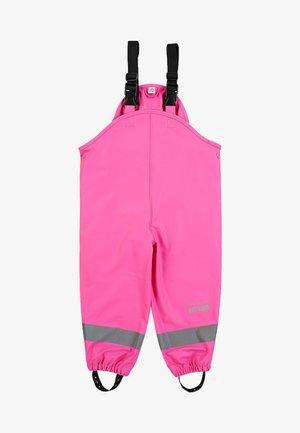 REGENTRÄGER - Rain trousers - light pink